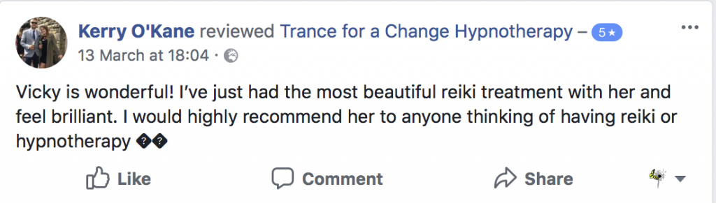 Reiki Trance for a Change review