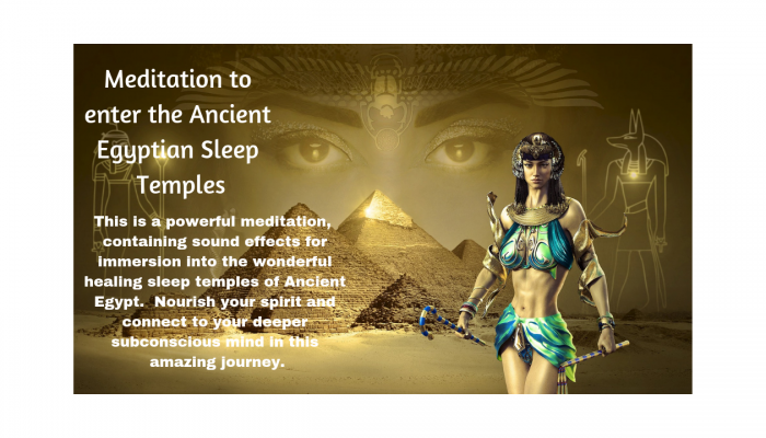Meditation to enter the Ancient Egyptian Sleep Temples-2