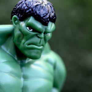 Anger management with hypnotherapy, Hinckley Incredible Hulk